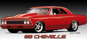 Red Chevelle update by Z-Vincent