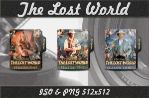 The Lost World by lewamora4ok