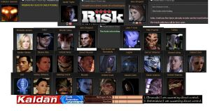 Mass Effect 2 Forum Profiles by Alanosborn