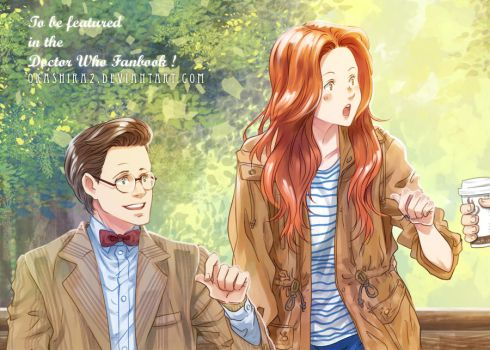 DW Fanbook preview by oKaShira2