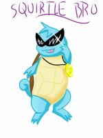 Squirtle Bro by PokemonForeverFan