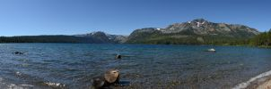 Fallen Leaf Lake 2011-08-15 by eRality
