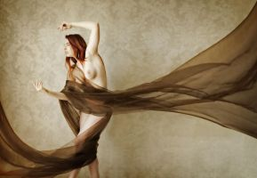 Veiling The Nude- Roswell Ivory by Roswell-Ivory