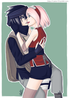 SasuSaku - The Last Movie by Laine-O