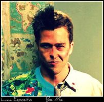 Fight Club Tyler by il-Paciato