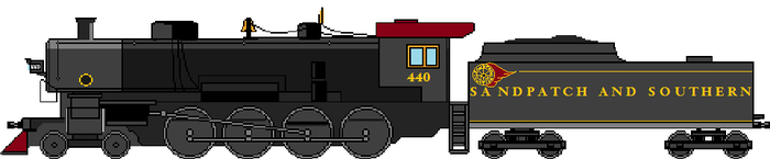 Coal Hauler by Engine97