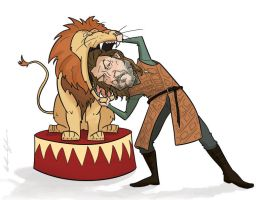 Stupid Ned Stark by bangalore-monkey