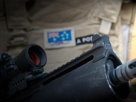 M4 shorty by aussie-soldier