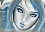 Forgiven ACEO commission by Katerina-Art