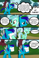 Commission: Comic for Pandramodo by CutesieArt