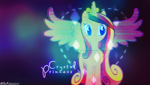 Crystal Princess (Drep x eipreD Collabu) by derplight