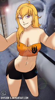 CE: Yang Xiao Long by DIVISION-6