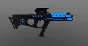 HC-EE45 Firefly Plasma SMG by SRVShadow-Ghost