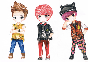 infinite :) by o23den