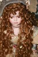 Doll in porcellain III by Neveryph-stock