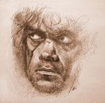 Tyrion Lannister Drawing by ArtOfWei