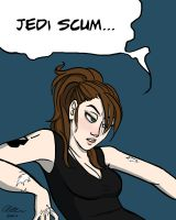 Jedi scum by alliartist
