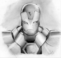 IRON MAN by isaak-hate1