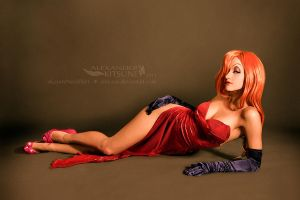 Jessica Rabbit by diacita