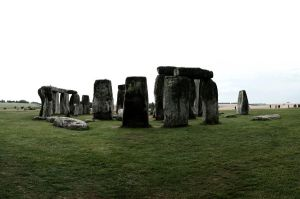 Stonehenge Panorama -Summer- by nokel