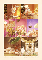 Tamberlane: Chapter 1, Page 5 by Pixel-Prism