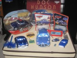 Doc Hudson Collection by blueblazer94