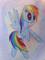 Epic Rainbow by TeslaSong