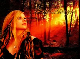 Avril In Wonderland by xxAvrilrocks