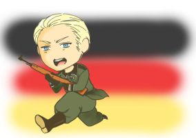 Germany by MissAutumnFruit