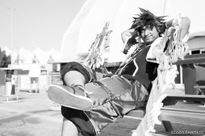 Kingdom Hearts 2 - Life's good by GrimoireCosplay