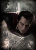 Man Of Steel by sunilk83