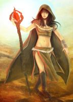 Commission- Nether by Lilith-the-5th