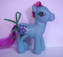 MLP Custom Iris by colorscapesart