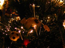 slow shutter: christmas tree by destinydai