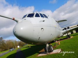 The eyes of the VC10 by The-Transport-Guild