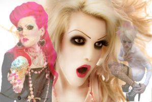 Jeffree Star Collage by beckyCHOKE