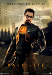 Half-Life Movie Poster by rockmassif