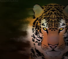 Tiger by SplashKittyArtist