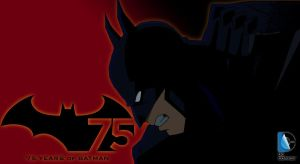 75 Years of The Bat by Grayface