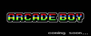ARCADE BOY by Denis Medri - Coming Soon by DenisM79