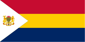 Chad Flag Proposal by Polskan