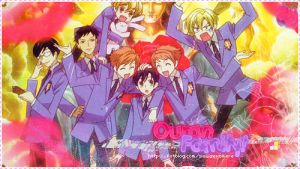 Ouran Family by Screeamx
