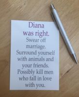 Roman Edition Valentine's: Diana by ToBeQuiteFrank