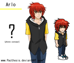 arlo character sheet by Pacthesis