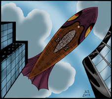 Dirigible of Doom V-n-V by Joe-Singleton