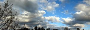 clouds-afternoon2 by henkrygg