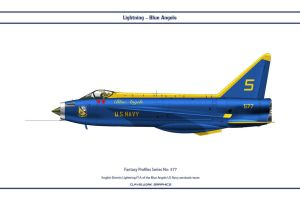 Fantasy 577 Lightning Blue Angels by WS-Clave