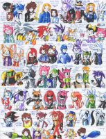 Felt pen doodles 53 by General-RADIX