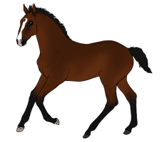 Foal design entry for RvS-RiverineStables by Saerl