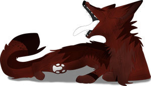 Lucien Yawn Pose Trade by Patienceforever1